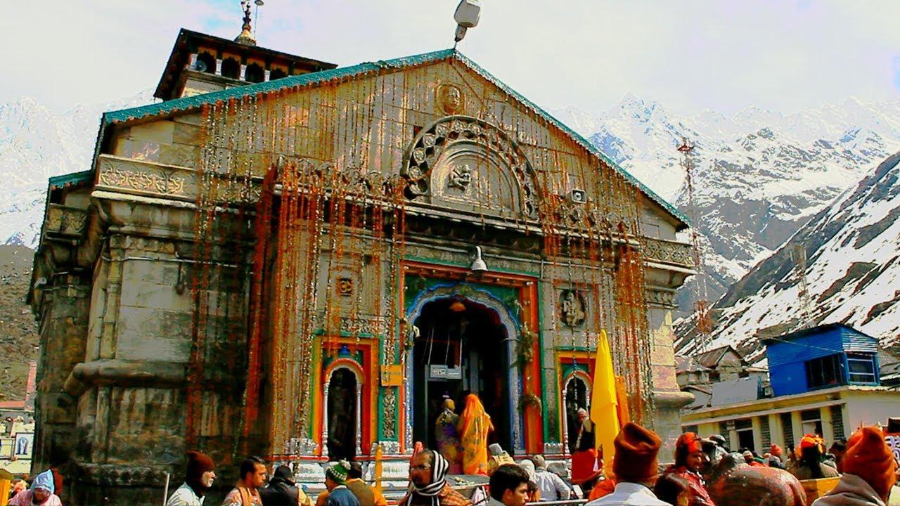 Kedarnath Temple,